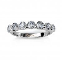 7 of HEARTS | Eternity Ring